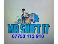 RUBBISH & JUNK REMOVAL/ HOUSE CLEARANCE & MAN & VAN SERVICES