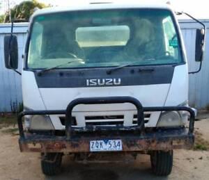 Isuzu nps4x4 Mitsubishi ud ute truck Toora South Gippsland Preview