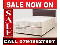 Awesome ---- New double bed Divan bed