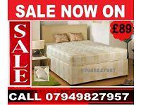 Sara- Simple single Divan bed