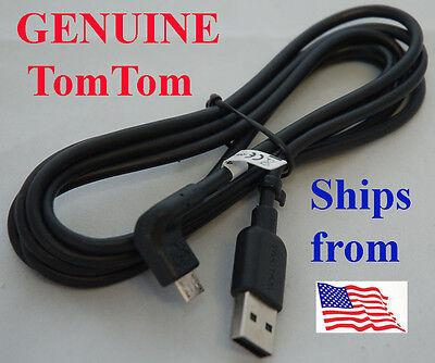 Genuine Tomtom Via Micro-usb Sync Data Cable 1405m 1505m 1535m 1435t Go 40 50 60