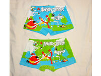 Angry Birds Boxer Pants 5 Items