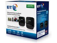 Broadband Extender Flex 500 Kit...Twin Pack ....New in Box