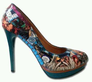 thor comic book 039 s high heels shoes made ebay