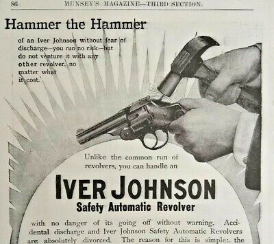 Dates of Manufacture Reprint Ithaca /& Iver Johnson Sporting Firearms