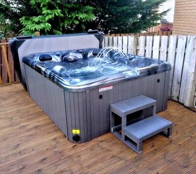 Brand New Hot Tub Chaser 2 5 PERSON LUXURY WHIRLPOOL SPA BALBOA CONTROL IN STOCK