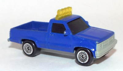 Used, McD Dodge Dakota Pickup Truck with Yellow lights in Blue for sale  Shipping to Canada