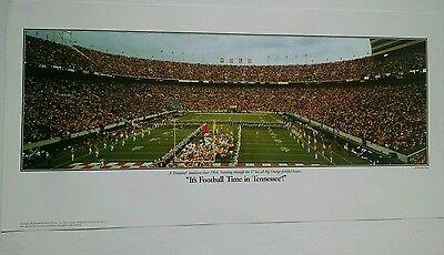 University of Tennessee Volunteers Neyland Stadium panoramic -