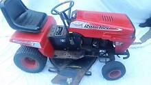 Used Rover Rancher Selector-Drive Ride On Mower Mount Gravatt Brisbane South East Preview