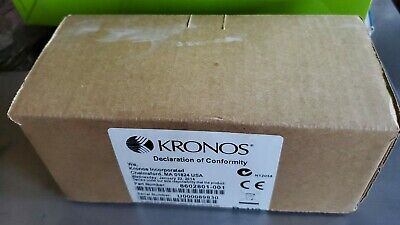New Kronos Touch Id Plus Biometric Reader 8602801-001