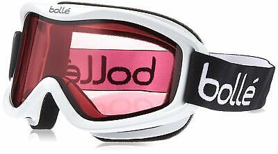 Bolle Mojo Ski Goggles Anti-Fog UV400 Clear Anti-Scratch for Women (Bolle Womens Ski Goggles)
