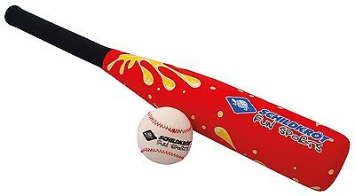 Baseballschläger Neoprene Baseball Set Schildkröt Fun Sports