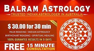 Balram Indian Astrologer Clayton Monash Area Preview