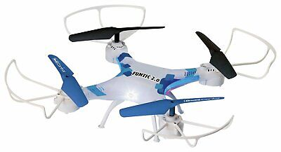 Revell Funtic 2.0 Quadcopter Drone - White/Blue