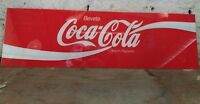 Logo Coca Cola Su Plecsi Plastica 64×20 -  - ebay.it