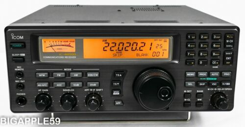Icom IC-R8500 Shortwave AM FM SSB Receiver 100Khz - 1999.99 Mhz ***WIDEBAND***