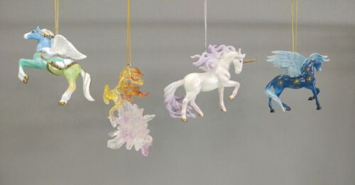 Trail of Painted Ponies Christmas Ornament 4 Pack