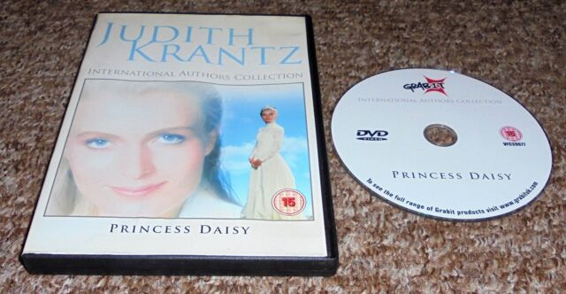 PRINCESS DAISY DVD BASED ON JUDITH KRANTZ BOOK BARBARA BACH RINGO STARR