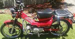 2006 Postie bike, Honda ct110 for sale Geelong Geelong City Preview