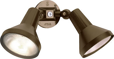 "Nuvo 2 Light 15"" Flood Light Exterior PAR38 with Adjustable Swivel"