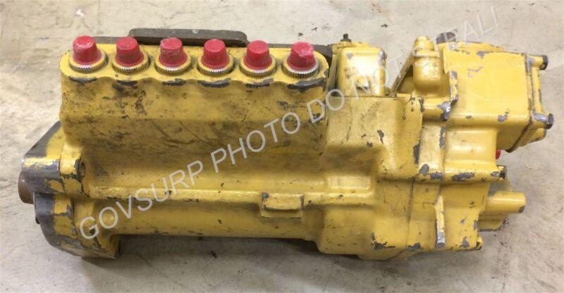 Injection Pump Caterpillar Cat D5 3306 1n4857 Rebuilt?? Nsn 2910-01-144-1532