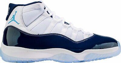 Nike Air Jordan 11 Win Like 82 XI Retro Midnight Navy White 378037 123