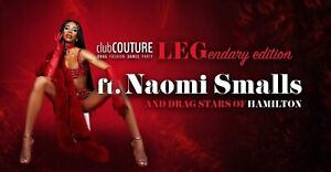 Naomi Smalls meet & greet + show - Hamilton