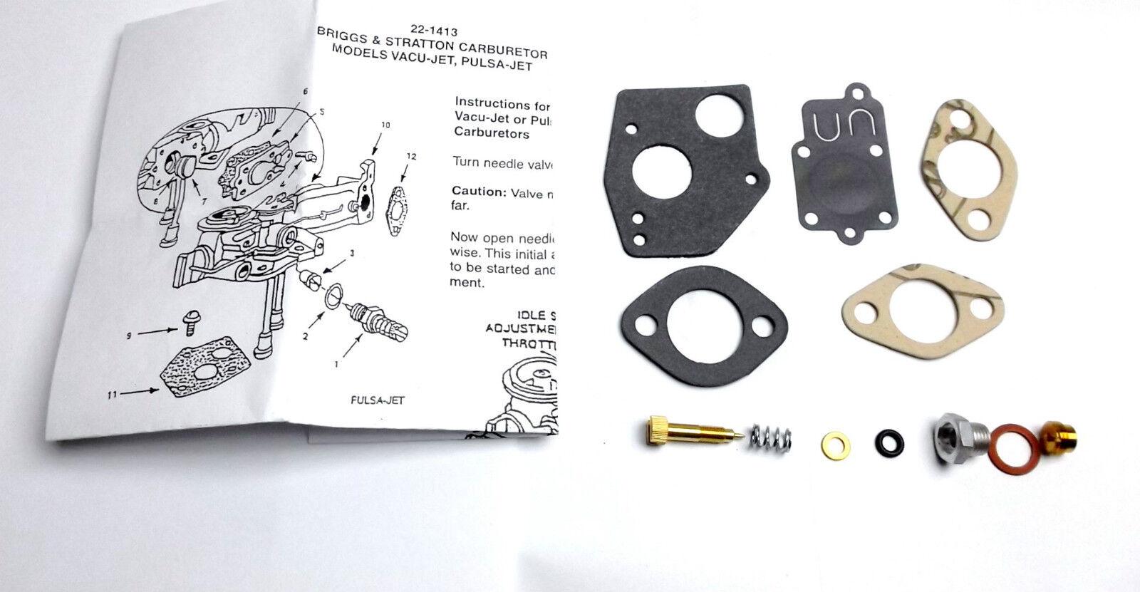 Vergaser Reparatursatz Für Agria 5300