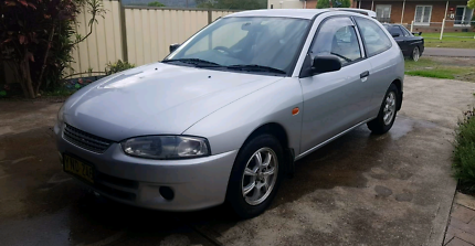 2003 Mitsubishi Mirage 1.5L Manual Glendale Lake Macquarie Area Preview
