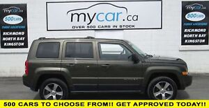 2016 Jeep Patriot Sport/North HIGH ALTITUDE! LEATHER, SUNROOF...