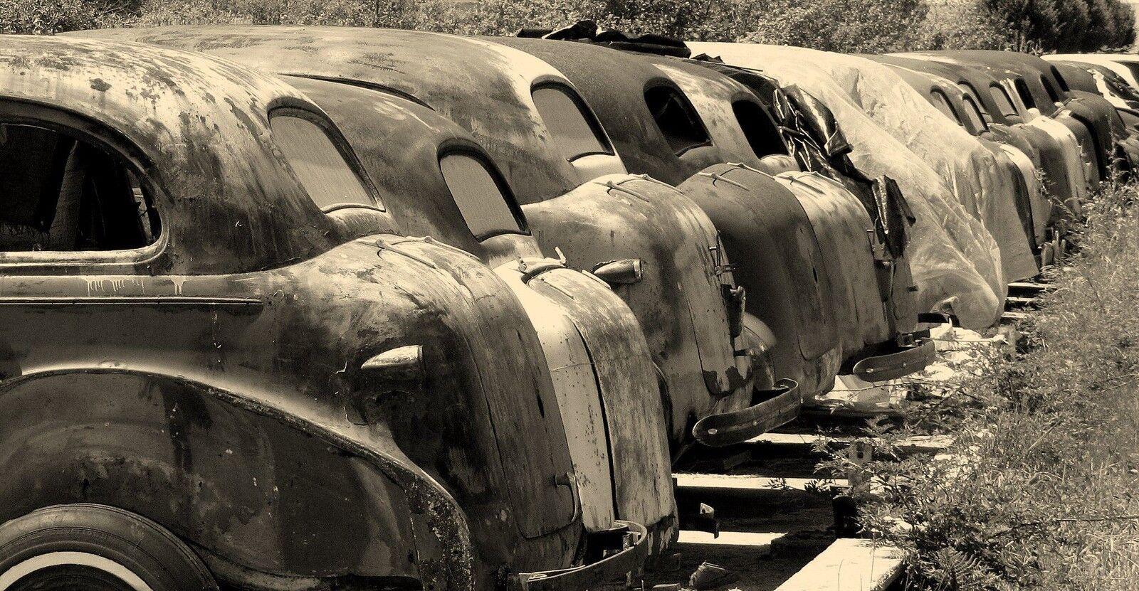 Vintage and Unusual Motorcar