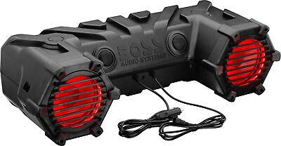 "Boss ATV30BRGB ATV 6.5"" Bluetooth Speaker with RGB Lighting"