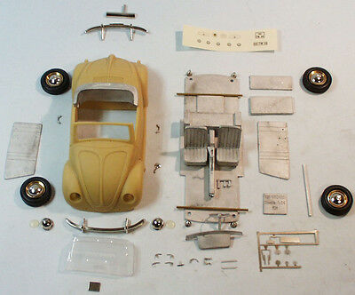 "VW ""Hebmueller"" Cabriolet Bausatz Käfer 1/24"