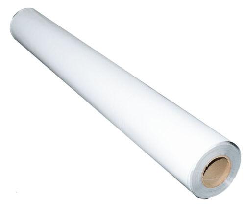1000 sqft (4x250) SOLID White Crawlspace Flooring Underlayment Vapor Barrier