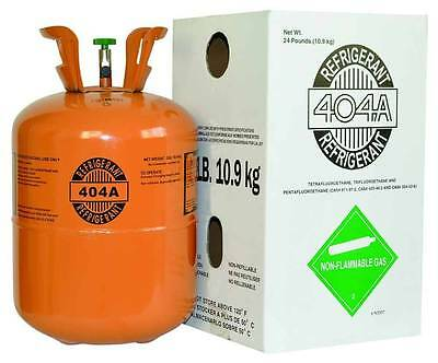 R404a, R404 Refrigerant 24lb Cylinder * Lowest Price on Ebay *