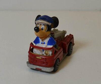 Matchbox Disney Series Nr. 1 Micky Maus Feuerwehr  (9)
