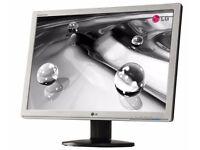 LG Flatron 22-inch monitor