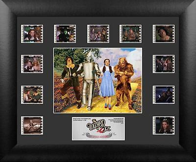 Wizard of Oz 75th Anniversary Mini Film Cell Montage Series 2 Judy Garland 2 Mini Film Cell