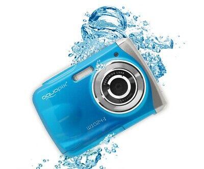 Fotocamera Macchina fotografica Subacquea Easypix Aquapix W1024 Splash iceblue