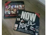 2 x Vinyl Records