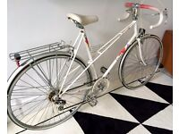 Raleigh candice vintage racer racing bike PRISTINE CONDITION!