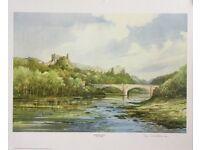 Limited Edition Print Richmond Castle