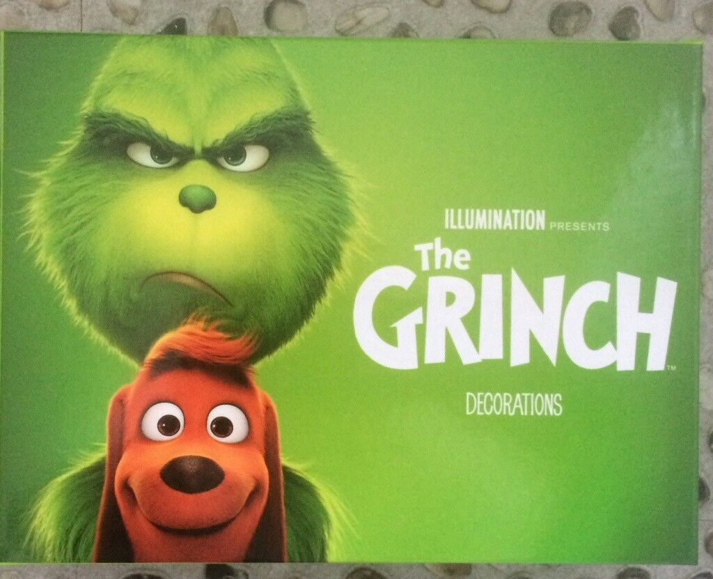 Brand New The Grinch Christmas Tree Decorations In Tarporley Cheshire Gumtree
