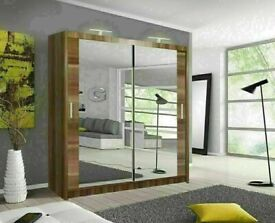 🔵💖🔴OUTSTANDING QUALITY IS HERE🔵💖🔴FULLY MIRRORED HIGH QUALITY WARDROBES IN DIFFERENT WIDTHS -