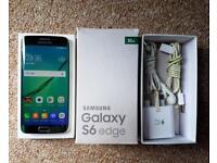 Samsung Galaxy S6 Edge 32GB Green Unlocked ✅