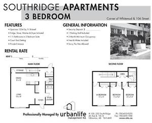 2 Bedroom –Southridge Apartments - Great Discounts! Edmonton Edmonton Area image 4