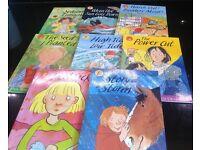 Wonderwise set of 8 non fiction children's books