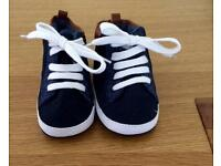 Boys 12-18 month shoes