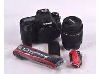 Canon EOS 80D 24.2MP + EF-S 18-55mm STM lens + Accessories