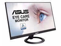 Asus VX24AH zero frame 2440x1440 gaming monitor 5ms